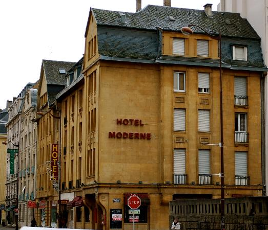 Hotel Moderne : Street View