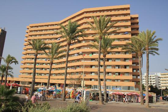 Apartamentos Pil-lari Playa: Pil-lari Playa