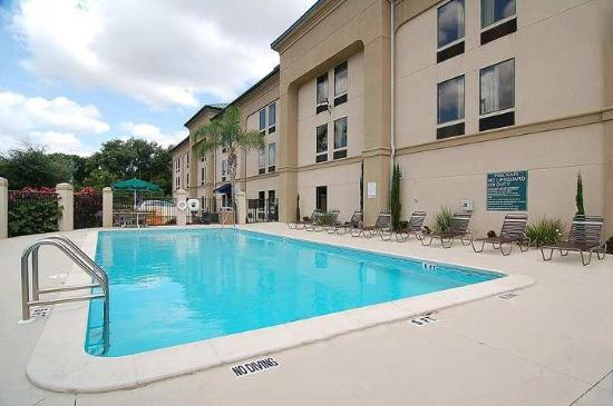 Hampton Inn Lakeland- North I-4: Recreational Facilities