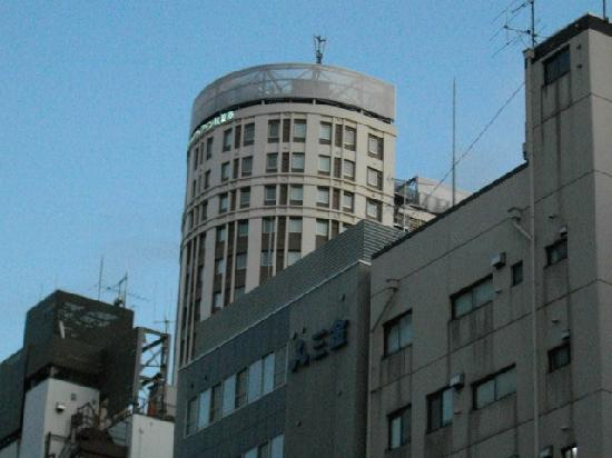 Viainn Akihabara: 万世橋から見える