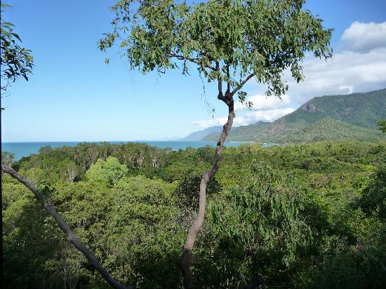 Thala Beach Nature Reserve: Aussicht