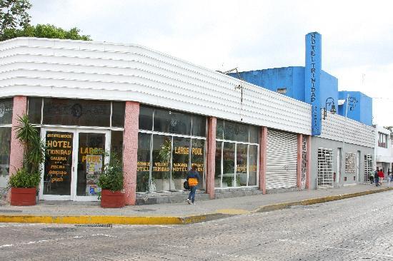 Hotel Trinidad Galeria: From the street
