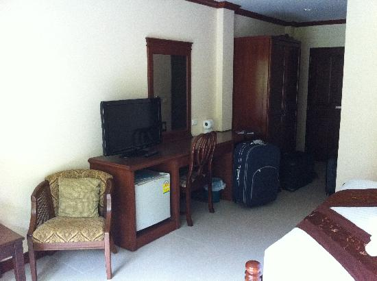 Pranang Flora House: Double Room