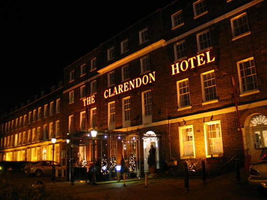 The clarendon hotel blackheath village london england for Hotels 02 london