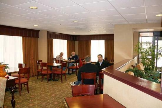 Hampton Inn: Restaurant