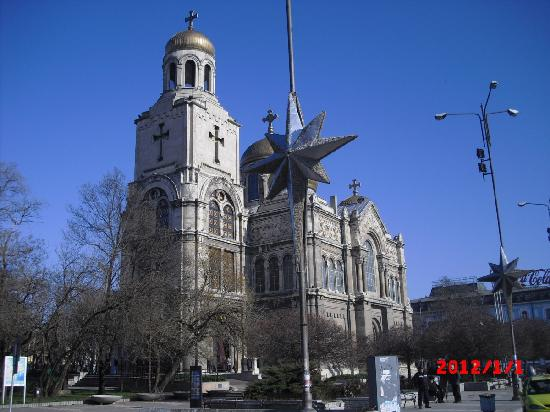 Golden Tulip Varna: The Cathedral on 1st January 2012