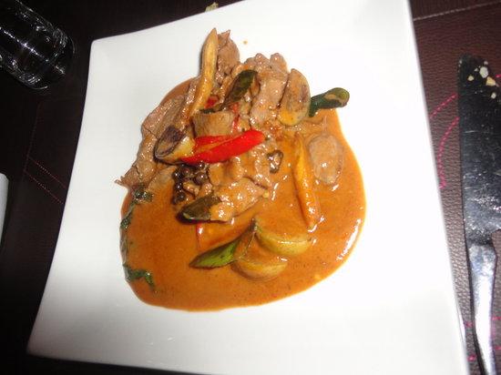 ORA Restaurant - curry