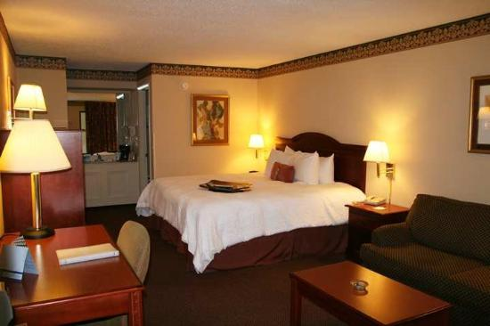 Econo Lodge Inn & Suites: Guest Room