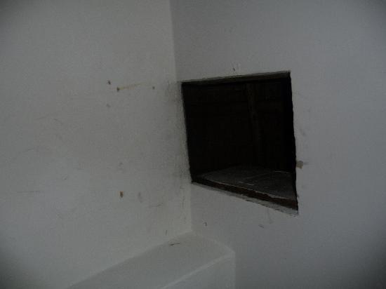 Hostal Baluarte: otro particular de la habitacion mejor de la casa