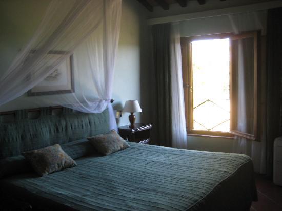 Torraccia di Chiusi: Bedroom
