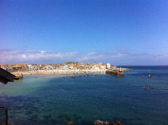 Ocean Drive Revive: And St Ives is only a few miles away