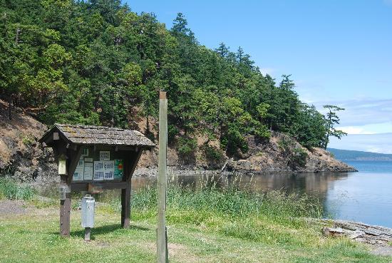 Schooners North : Paseo por la isla