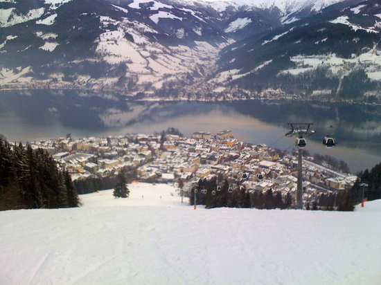 Chalet Anna: Schmittenhohe ski area