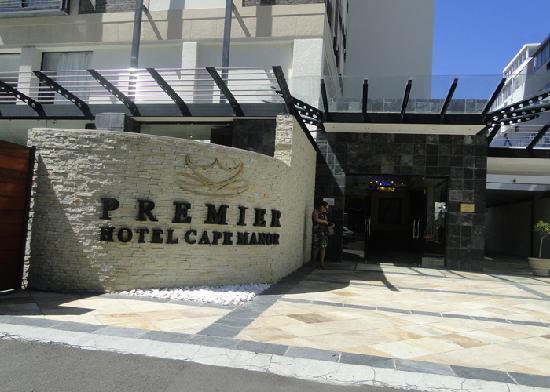 Premier Hotel Cape Town: ENTRADA DO HOTEL PREMIER CAPE MANOR!