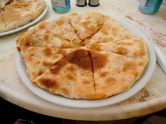 Biti Pizza: Egyptain Pizza