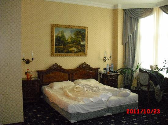 Grand Hotel London : Suite
