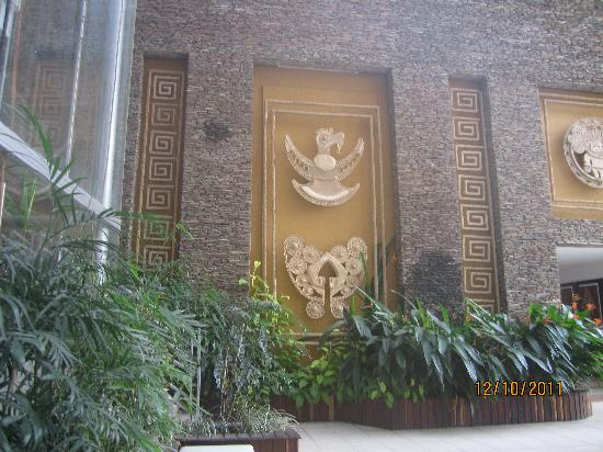 Hotel Tayrona: GRABADO TAYRONA