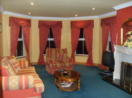 Tailors Lodge: The comfortable lounge