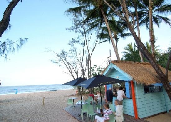 Kewarra Beach Resort & Spa: The Beach Shack Cafe at Kewarra Beach Resort
