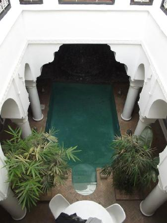 Riad L'Orchidee: pool
