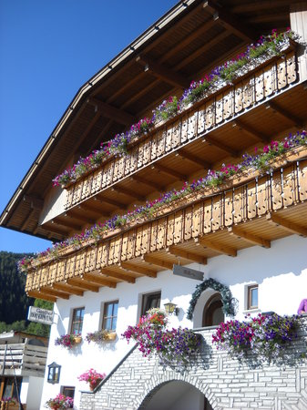 Hoerschwang: Il fronte dell'albergo
