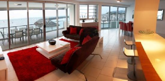 Peninsula Airlie Beach: Loungeroom