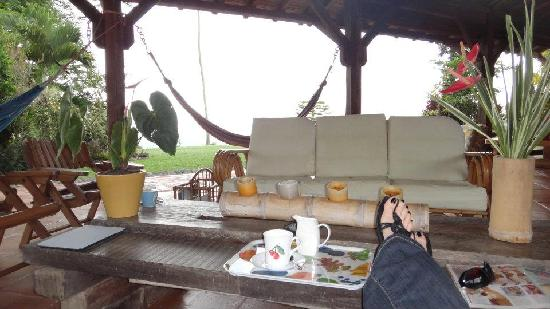 Su Casa Colombia: The inside of the Finca