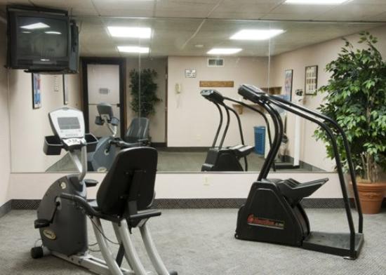 Baymont Inn & Suites Michigan City: Kng Rm BINQuality Inn