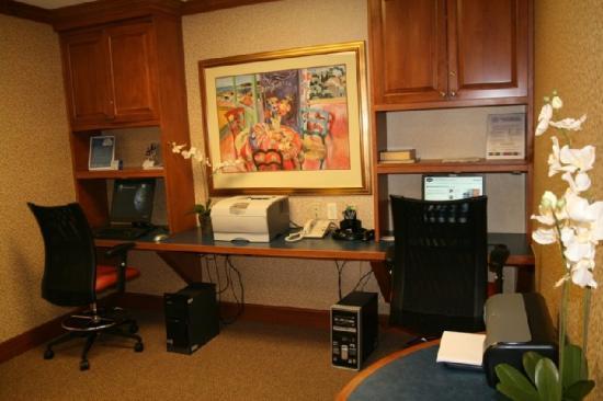 Hampton Inn and Suites Arundel Mills / Baltimore: Hampton Business Center