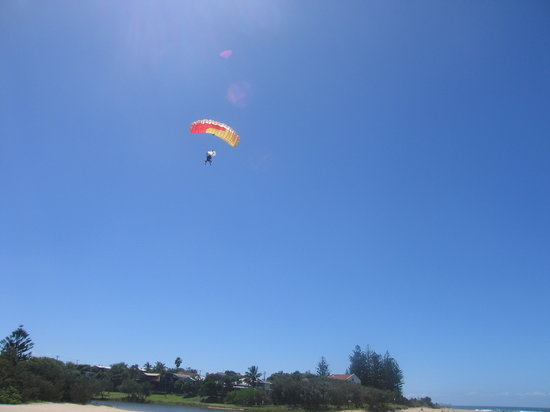 Sunshine Coast Skydivers: Wow what an experience