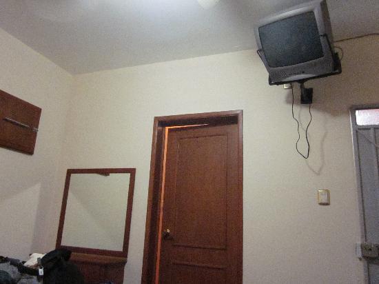 Hotel Patria Querida : Hotel room
