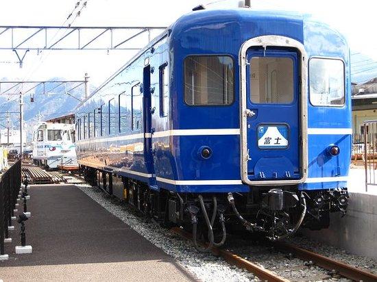Visites en train