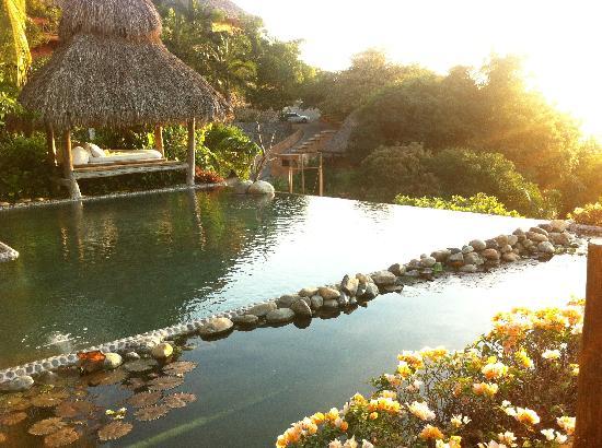 Casa Cuitlateca: infiniti pool