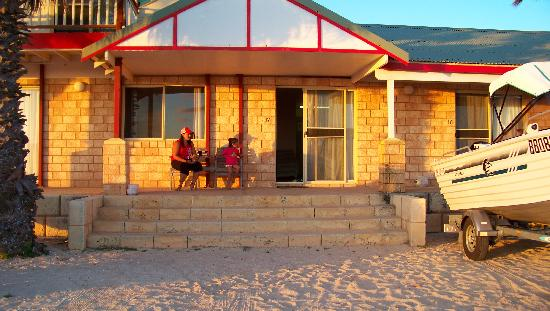 Shark Bay : Bay Lodge, Denham, WA