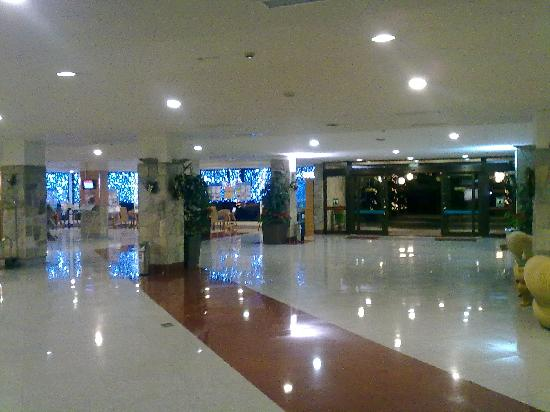 ClubHotel Riu Buena Vista: reception