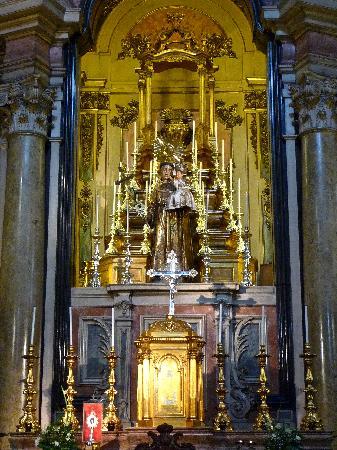 Santo Antonio de Lisboa : Chiesa di Sant'Antonio