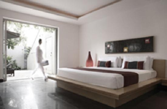 Bali Island Villas & Spa: Bed room