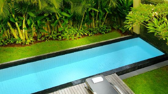 Bali Island Villas & Spa: Swimming Pool