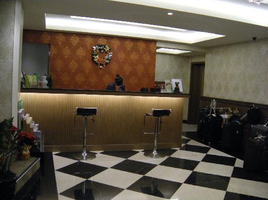 Hotel Puri Ximen Branch: Lobby