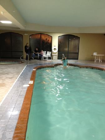 Holiday Inn Express & Suites Little Rock-West: Kids #1 attraction here.