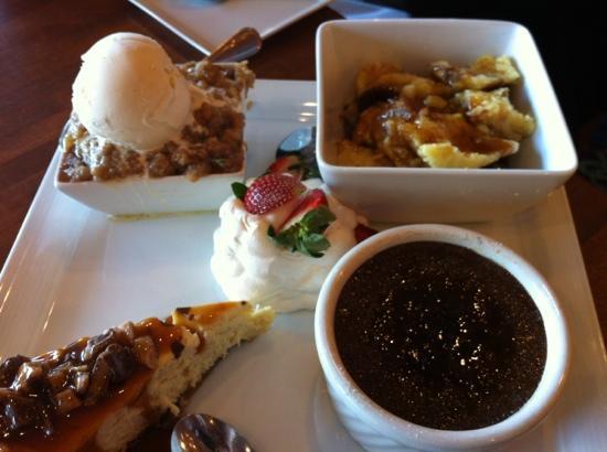 Hilton Lexington Downtown: restaurant is amazing!!!