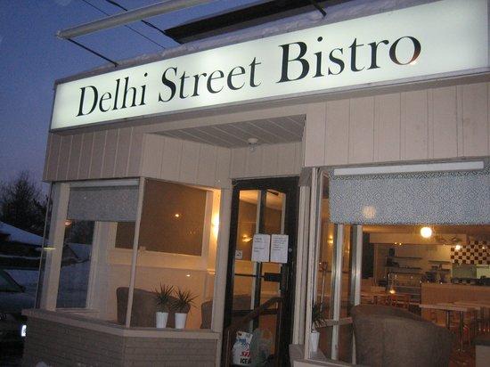 Delhi Street Bistro : The Bistro!