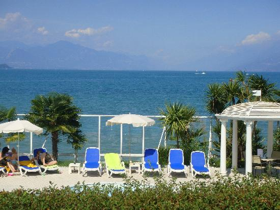 Hotel Lido International: solarium