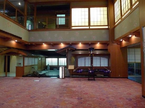 Hotel Kaibo: inside the lobby