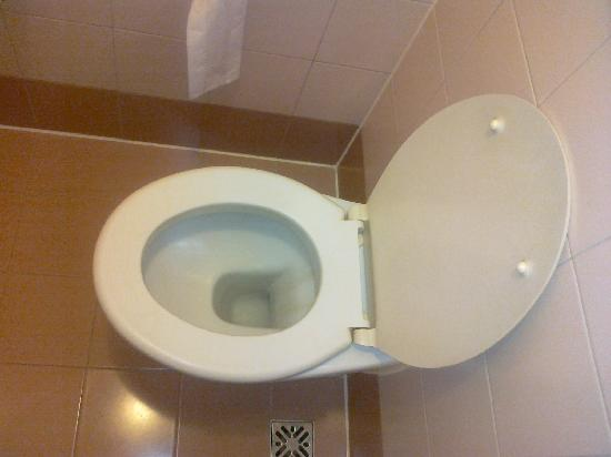 Verwood Hotel and Serviced Residence: the toilet