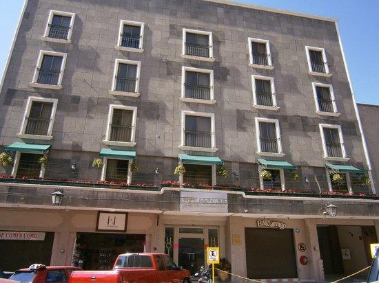 Lagos de Moreno, México: Hotel Lagos Inn
