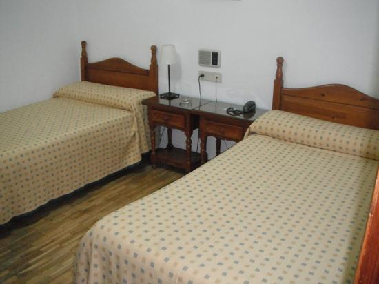 Hotel Santa Isabel: Hab. 201