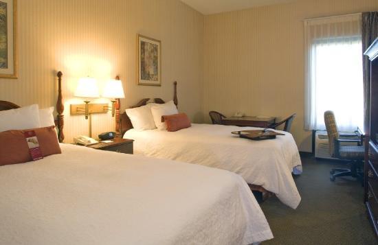 Hampton Inn Erie-South: Guestroom Double 2