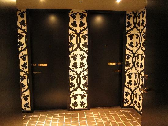The Hazelton Hotel: Rooms