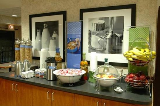 Hampton Inn St. Augustine - I-95: Breakfast Sgjfl